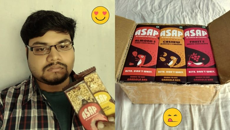 ASAP Bars Review
