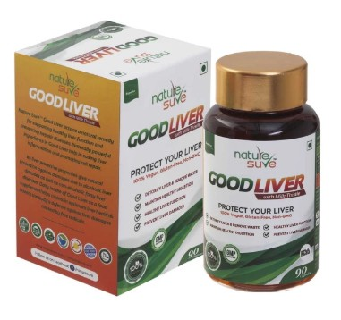 Nature Sure Good Liver Capsules Review