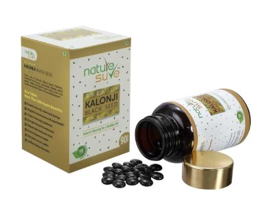 Nature Sure Kalonji Tablets Review