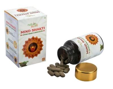Nature Sure Mind Shakti Tablets Review