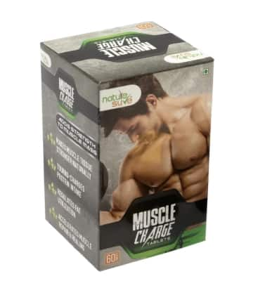 Nature Sure Muscle Charge Tablets Review