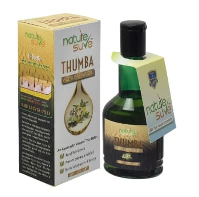 Nature Sure Thumba Oil Review
