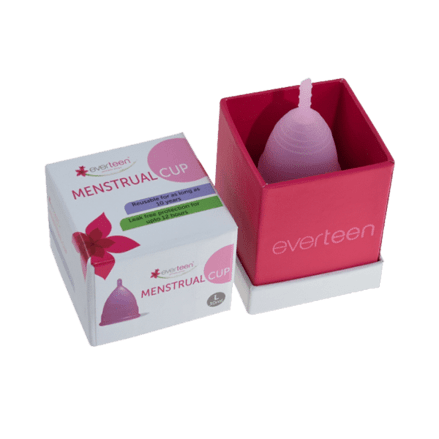 Everteen Menstrual Cup Review