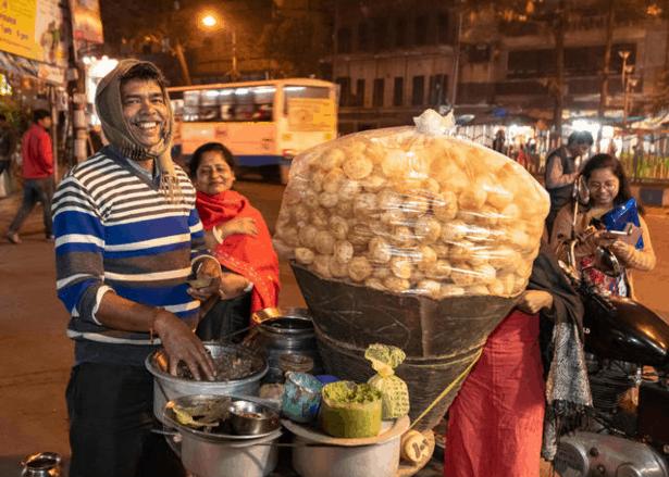 Kolkata Phuchka