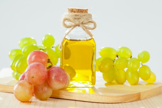 Grapeseed Essential Oils for Hair Growth Recipe