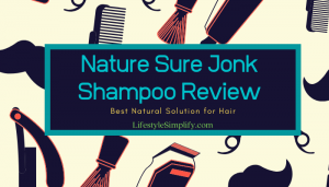 Nature Sure Jonk Shampoo Review
