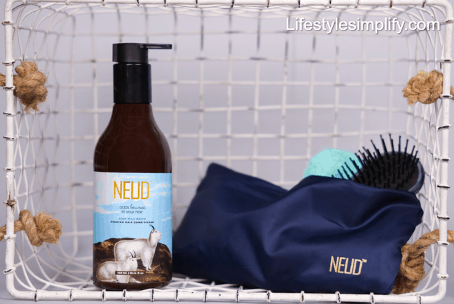 NEUD Premium Goat Milk Conditioner