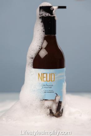 NEUD Premium Goat Milk Shampoo